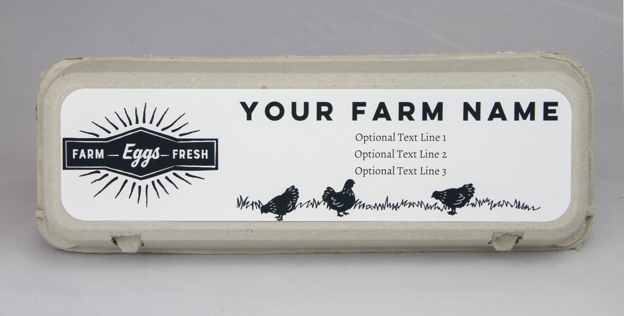 The Farmhouse Collection™: Full-Top Grazing Hens & Starburst