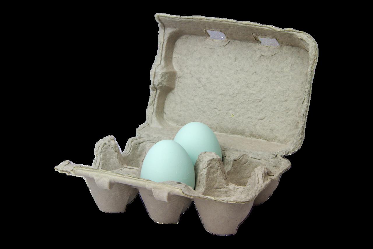 Ceramic Nest Eggs - Teal