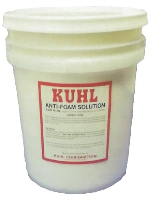 Anti-Foam Solution - 5 gal.