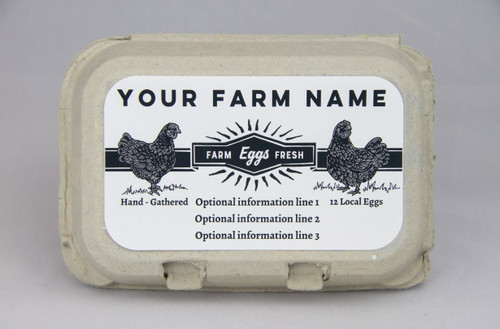 The Farmhouse Collection™: Medium Hens & Starburst