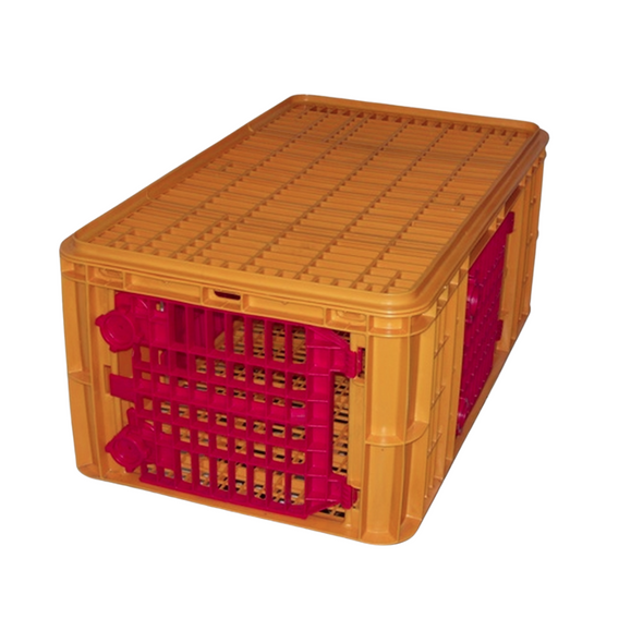 Extra High Turkey, Duck or Large Poultry Transport Coop