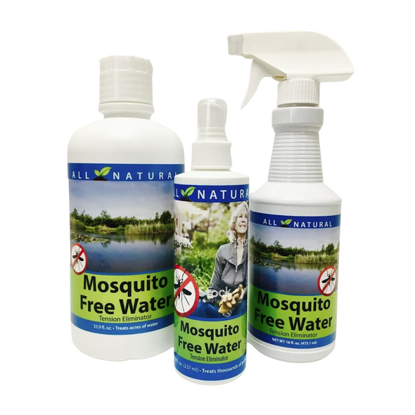 Poultry and Game Bird Mosquito Free Water