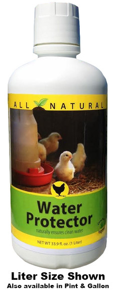 Poultry and Game Bird Waterer Protector