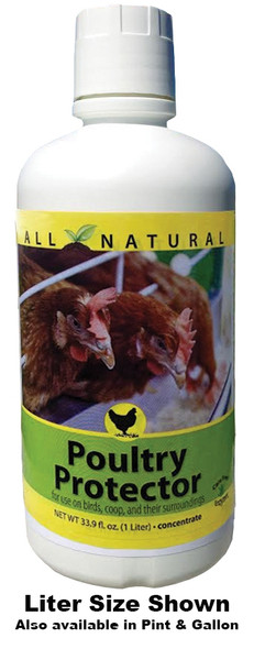 Poultry Protector Pest and Parasite Control