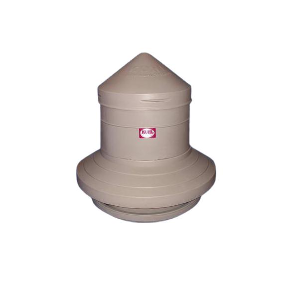 300 lb Capacity Range Feeder with Rain Shield