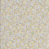 Tiny Floral in Yellow - Cotton Lawn - Japanese Fabric - Sevenberry Fabric