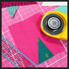 Improv Quilting with Nicholas Ball at Purple Stitches, North Hampshire, UK