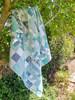 Summer Time quilt Pattern, Purple Stitches, Hampshire UK