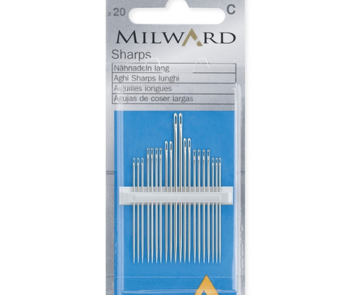 Sharps Needle Assortment - No.1-5