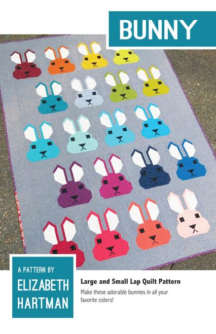 Bunny - Elizabeth Hartman - Quilt Pattern