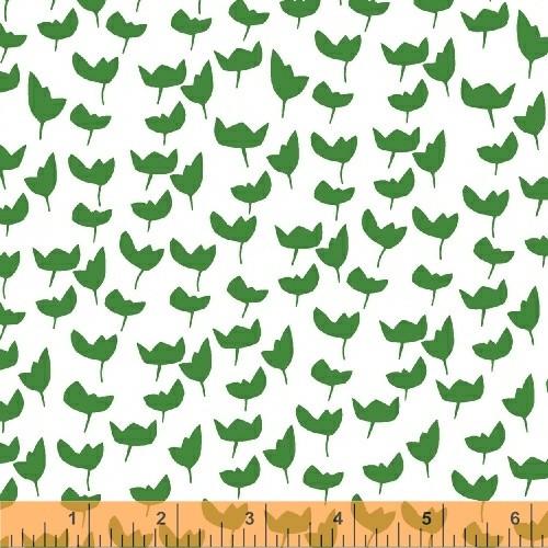 Lilla Emmi Grass - Hemma - Lotta Jansdotter - Windham Fabrics - COMING SOON