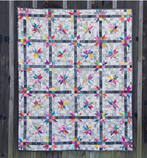 Poinsettia - Fresh Lemon Quilt - Quilt Pattern
