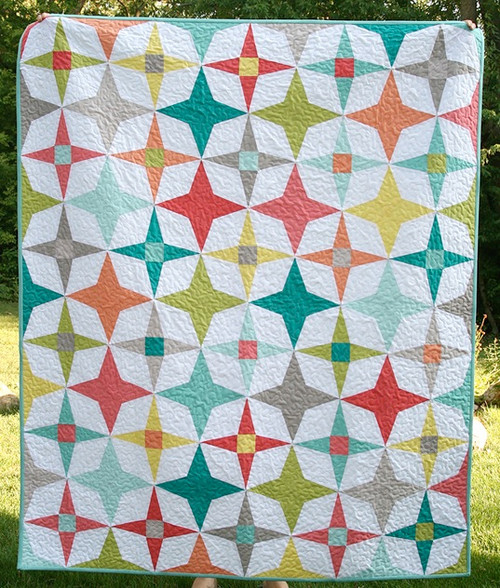 Twilight - Fresh Lemon Quilt - Quilt Pattern