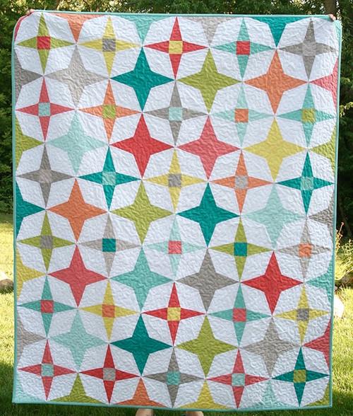 Twilight - Fresh Lemon Quilt - Quilt Pattern