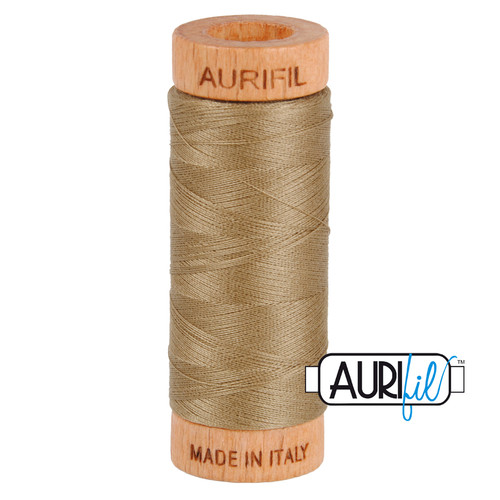 Aurifil 80wt Thread, from Purple Stitches, Hampshire, UK, perfect for piecing and applique