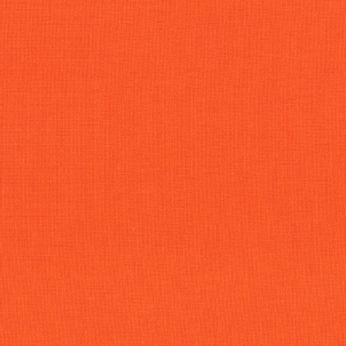Kona Cotton, Carrot, Available from Purple Stitches, UK