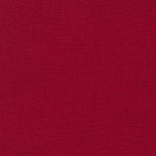 Kona Cotton, Rich Red, Available from Purple Stitches, UK