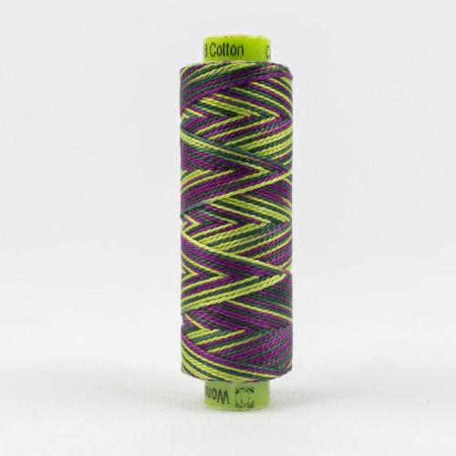 Hummingbird, Sue Spargo Eleganza perle 8 cotton, Available from Purple Stitches, Hampshire UK