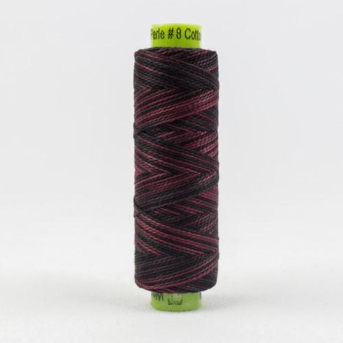So Cocca, Sue Spargo Eleganza perle 8 cotton, Available from Purple Stitches, Hampshire UK