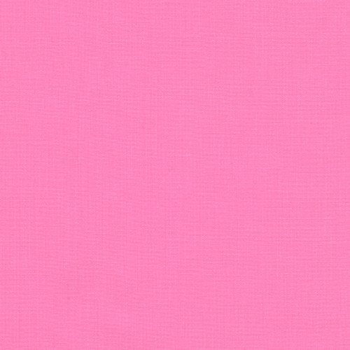 Kona Cotton, Candy Pink, Available from Purple Stitches, UK