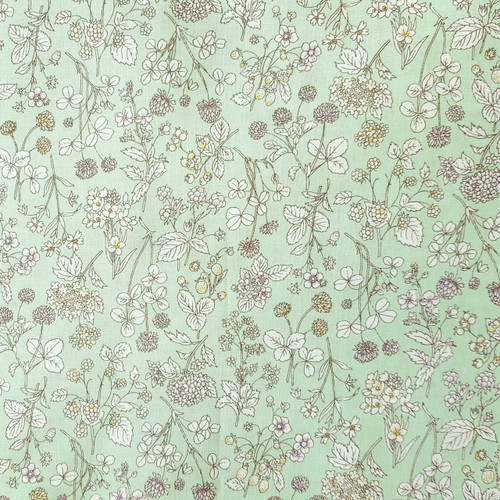 Memoire a Paris, Lecien Fabrics, Cotton Lawn, available from Purple Stitches, Basingstoke, UK