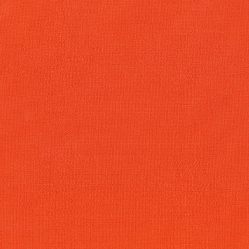 Kona Cotton, Tiger Lily, Available from Purple Stitches, Hampshire, UK
