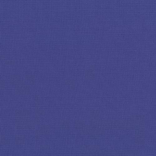 Kona Cotton, noble purple, Available from Purple Stitches, Hampshire, UK