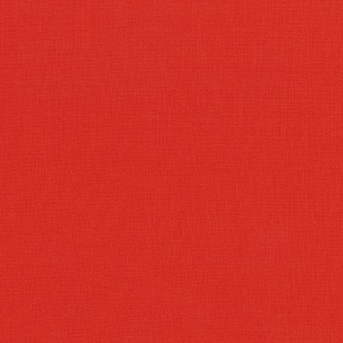 Kona Cotton, Pimento , Available from Purple Stitches, Hampshire, UK
