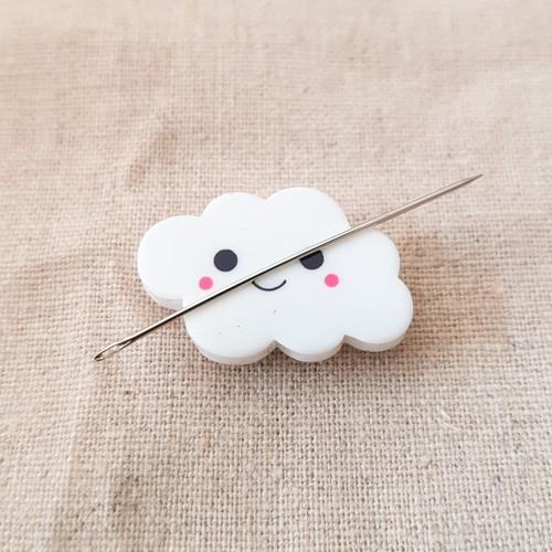 Cloud needle minder. available from Purple Stitches, Hampshire, UK