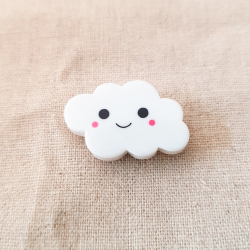 Cloud needle minder. available from Purple Stitches, Hampshire, UK