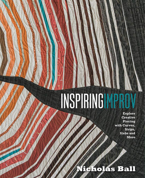Signed Copy of Inspiring Improv by Nicholas Ball