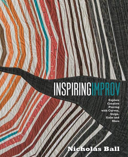 Signed Copy of Inspiring Improv by Nicholas Ball