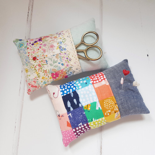 Pocket Pin Cushion Pattern - Printed Copy