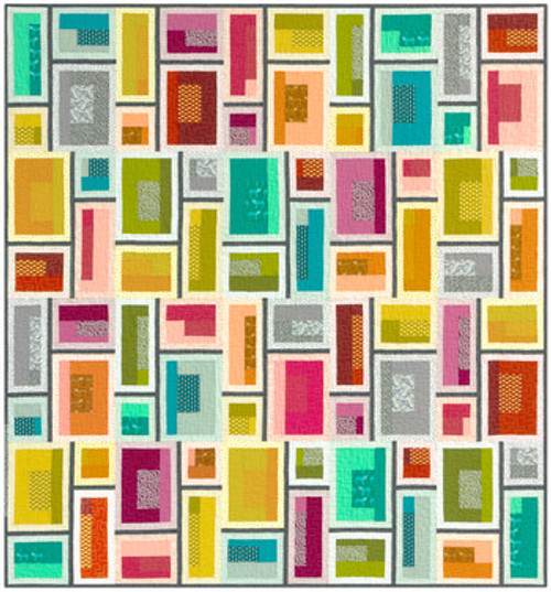 Rapid City Quilt Kit - Elizabeth Hartman