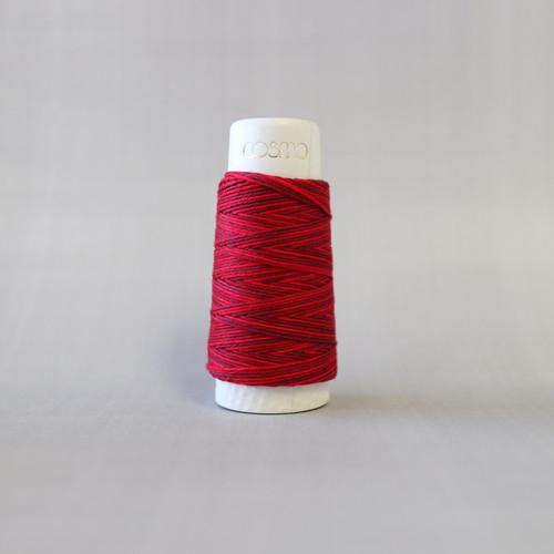 Cosmo Hidamari Sashiko cotton, Made in Japan, Available from Purple Stitches, Hampshire UK