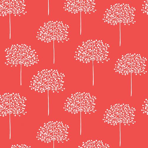Coral Tree - Street Life - Dashwood Studio - bolt end 100cm x 110cm (STLF1107)