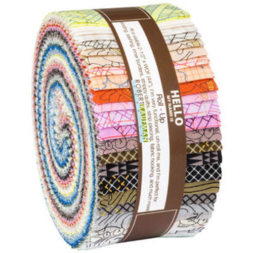 Collection CF roll up by carolyn friedlander, Robert Kaufman, Available from purple Stitches, Hampshire UK