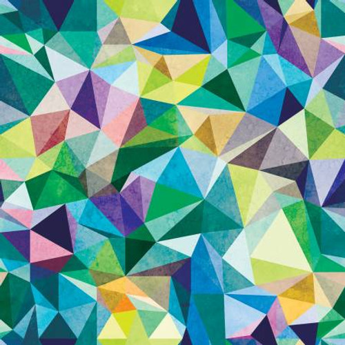 jewel Facets prism zookeeper, available from Purple Stitches, Hampshire, UK