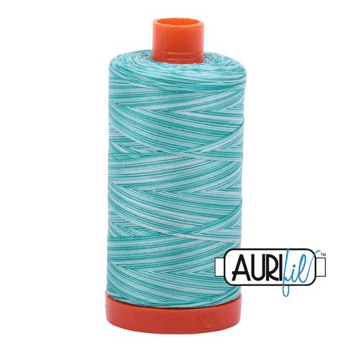Aurifil 50wt thread 1300m, 100% cotton, premium quilting thread, available from Purple Stitches, North Hampshire, UK