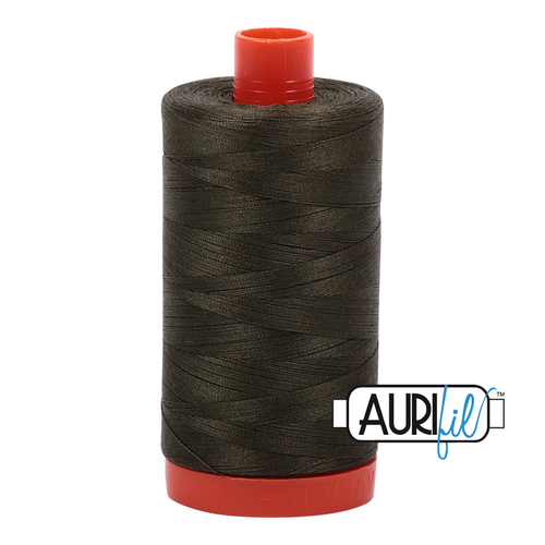 Aurifil 50wt thread 1300m, 100% cotton, premium quilting thread, available from Purple Stitches, North Hampshire, UK