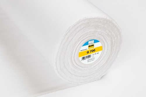 G700 woven interfacing, vilene interlining, pellon SF101, available from Purple Stitches, Hampshire UK