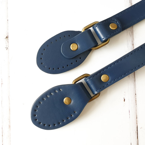 """Ready made Bag handle strap, 24.5"""", available from Purple Stitches, Hampshire, UK"""