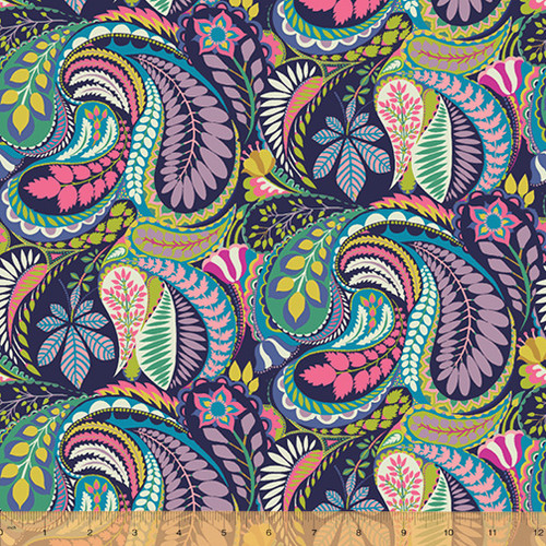 Solstice by Sally Kelly, Windham Fabric, available from Purple Stitches, Hampshire, UK
