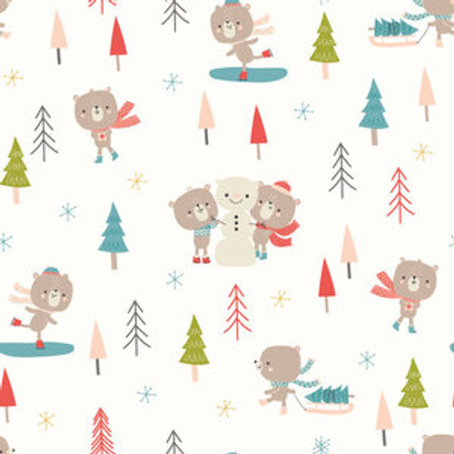 Modern Christmas Fabrics, Dashwood Studio Fabrics, Available from Purple Stitches, Hampshire UK.