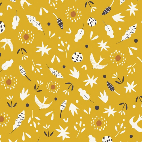 Yellow Blender, Dashwood Studio Fabrics, Available from Purple Stitches, Hampshire UK.
