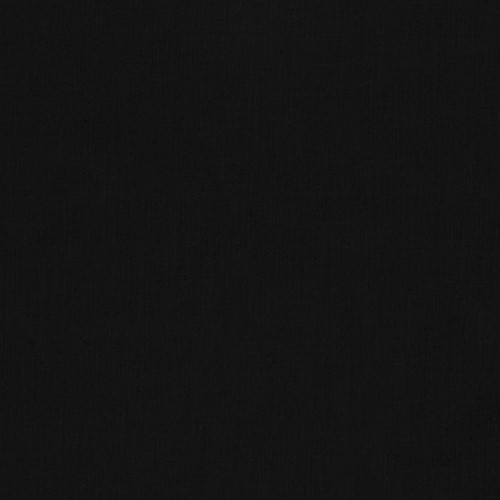 Kona Cotton - BLACK
