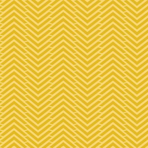Yellow Herringbone Fabric, available from Purple Stitches, Hampshire, UK