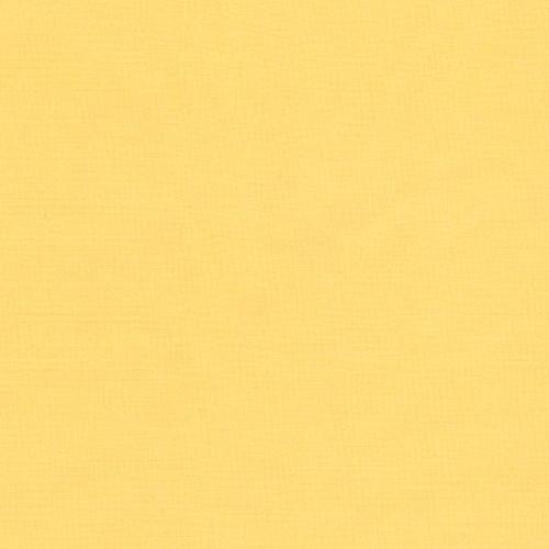 Kona Cotton, Lemon, available from Purple Stitches, UK
