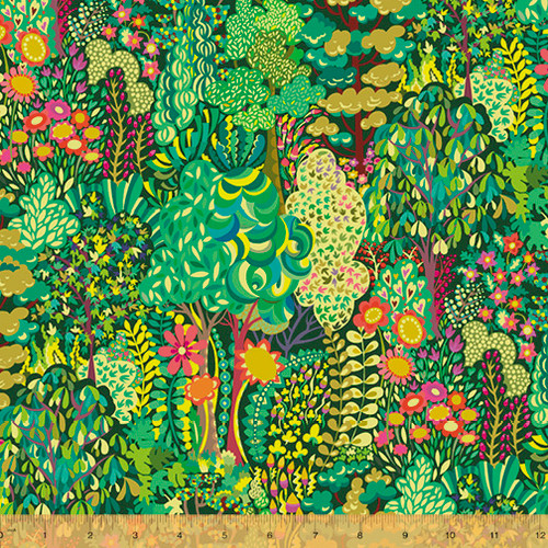 Paradiso by Sally Kelly, Windham Fabric, available from Purple Stitches, Hampshire, UK