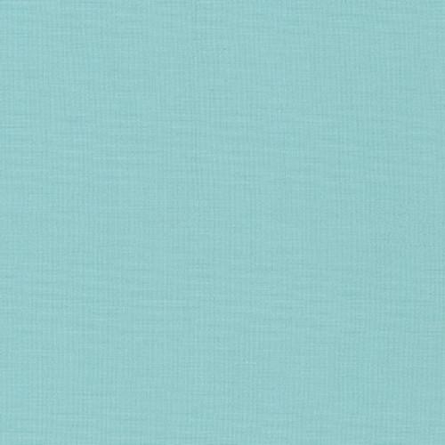 Kona Cotton, Dusty blue, Available from Purple Stitches, Hampshire, UK